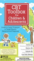 Image ofCBT Toolbox for Children and Adolescents