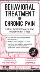Behavioral Treatment of Chronic Pain: Evidence-Based Techniques to Mov