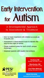 Image ofEarly Intervention for Autism: A Developmental Approach to Assessment