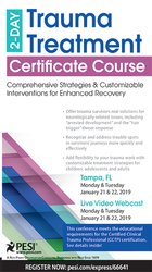 Image of2-Day: Trauma Treatment Certificate Course: Comprehensive Strategies a
