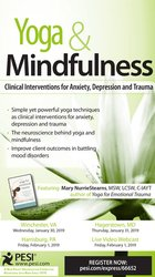 Image of Yoga & Mindfulness: Clinical Interventions for Anxiety, Depression and