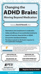 Changing the ADHD Brain: Moving Beyond Medication