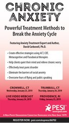 Image ofChronic Anxiety: Powerful Treatment Methods to Break the Anxiety Cycle