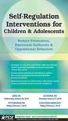 Image of Self-Regulation Interventions for Children & Adolescents: Reduce Frust