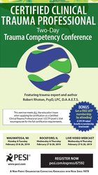 Certified Clinical Trauma Professional: Two-Day Trauma Competency Conf