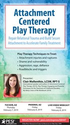 Attachment Centered Play Therapy: Repair Relational Trauma and Build S