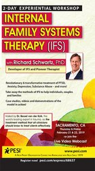 Image ofInternal Family Systems Therapy (IFS): 2-Day Experiential Workshop