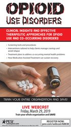 Image of Opioid Use Disorders: Clinical Insights and Effective Therapeutic Appr