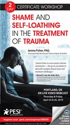 Image of2-Day Certificate Workshop: Shame and Self-Loathing in the Treatment o