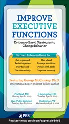 Image ofImprove Executive Functions: Evidence-Based Strategies to Change Behav