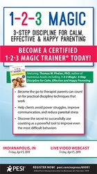 Image of1-2-3 Magic: 3-Step Discipline for Calm, Effective & Happy Parenting