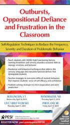 Image ofOutbursts, Oppositional Defiance and Frustration in the Classroom: Sel