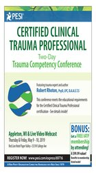 Image ofCertified Clinical Trauma Professional: Two-Day Trauma Competency Conf