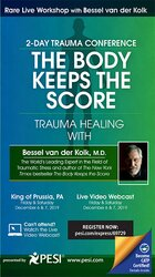Image of2-Day: Trauma Conference: The Body Keeps Score-Trauma Healing with Bes