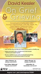 Image of David Kessler On Grief and Grieving
