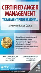 Image ofCertified Anger Management Treatment Professional: 2-Day Certification
