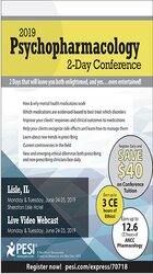 Image of2019 Psychopharmacology 2-Day Conference