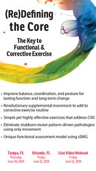 Image of (Re)Defining the Core: The Key to Functional & Corrective Exercise