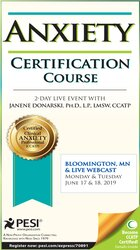 Image of2-Day: Anxiety Certification Course