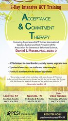 Image ofAcceptance & Commitment Therapy: 2-Day Intensive ACT Training