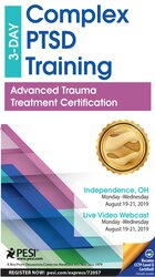 Image of 3-Day Complex PTSD Training: Advanced Trauma Treatment Certification