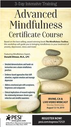 Image of 3-Day Intensive Training: Advanced Mindfulness Certificate Course