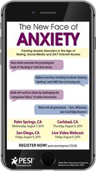Image of The New Face of Anxiety: Treating Anxiety Disorders in the Age of Text