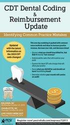 Image of CDT Dental Coding & Reimbursement Update: Identifying Common Practice