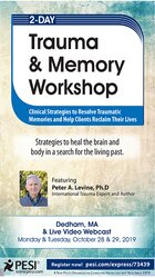 Image of 2-Day Trauma & Memory Workshop: Clinical Strategies to Resolve Traumat