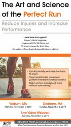 Image of The Art and Science of the Perfect Run: Reduce Injuries and Increase P