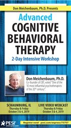 Image of Don Meichenbaum, Ph.D. Presents: Advanced Cognitive Behavioral Therapy