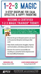 Image of 1-2-3 Magic: 3-Step Discipline for Calm, Effective & Happy Parenting