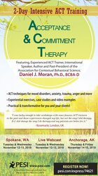 Image of Acceptance and Commitment Therapy: 2-Day Intensive ACT Training