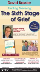 Image of David Kessler: Finding Meaning: The Sixth Stage of Grief