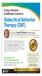 Image of Dialectical Behavior Therapy (DBT): 4-day Intensive Certificate Course