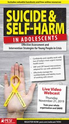 Image of Suicide and Self-Harm in Adolescents: Effective Assessment and Interve