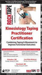Image of Kinesiology Taping Practitioner Certification: Combining Taping & Move