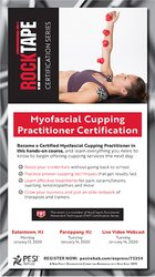 Image of Myofascial Cupping Practitioner Certification
