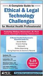 Image of A Complete Guide to Ethical & Legal Technology Challenges for Mental H