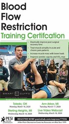 Image of Blood Flow Restriction Training Certification