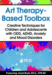 Image of Art Therapy-Based Toolbox: Creative Techniques for Children and Adoles