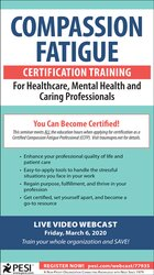Image of Compassion Fatigue Certification Training for Healthcare, Mental Healt