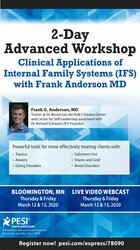 Image of 2-Day Advanced Workshop: Clinical Applications of Internal Family Syst
