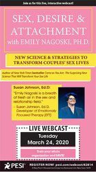 Image of Sex, Desire & Attachment with Emily Nagoski, Ph.D.: New Science & Stra