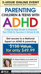 Image of Parenting Children and Teens with ADHD: A Step-by-Step Guide to Empowe