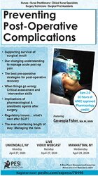 Image of Preventing Post-Operative Complications