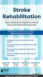 Image of Stroke Rehabilitation: Best Practices for Rapid Functional Gains and I