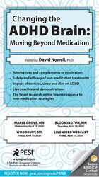 Image of Changing the ADHD Brain: Moving Beyond Medication