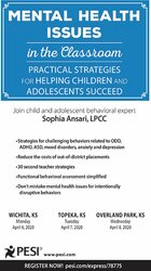 Image of Mental Health Issues in the Classroom: Practical Strategies for Helpin