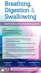 Image of Breathing, Digestion and Swallowing: Best Practices in Dysphagia Manag
